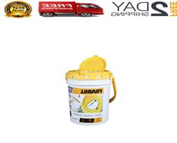 Live Fish Bait Bucket With Aerator Frabill Fishing Aerated S