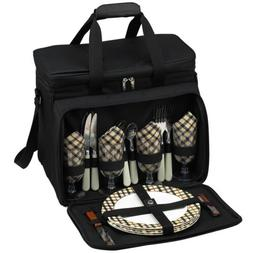 Picnic at Ascot London Picnic Cooler for Four