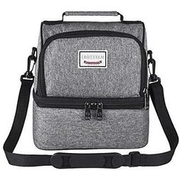 Lunch Bags Box Insulated Large For Men, Woman, Kids, Reusabl