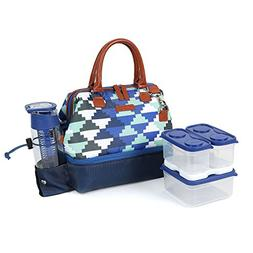 Arctic Zone Lunch Tote - Blue