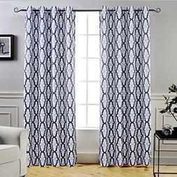 DriftAway Mason Thermal Blackout Grommet Window Curtains, Ge