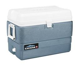Igloo Max Ice Chest Stainless Steel 50 Qt 17.38 In. H X 15.2