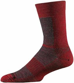 Wrightsock Men's Coolmesh II Crew Socks  Size Small