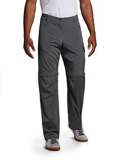 Columbia Men's Silver Ridge Stretch Convertible Pants, Grill