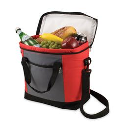 Montero Cooler Tote by Picnic Time - Red, New