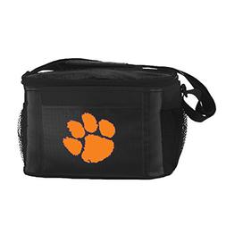 NCAA Clemson Tigers Team Logo 6 Can Cooler Bag or Lunch Box