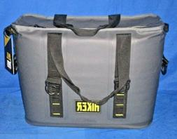 NEW HIKER 40 SOFT SIDE INSULATED COOLER BAG GRAY Free Same D