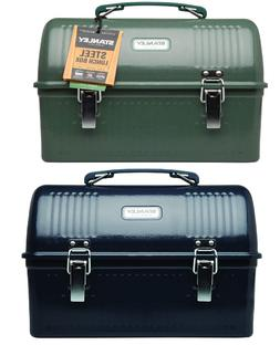 NEW Stanley Classic Lunch Box 10-Quart, Hammer Tone Navy / H