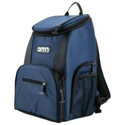 NEW for 2019 NWT RTIC Day Cooler 15 Can Backpack, Navy & Bla