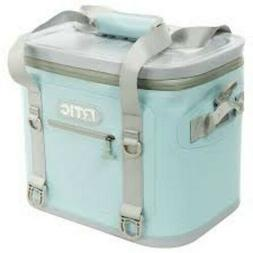 New for 2019 Sky Blue RTIC 30 Soft Pack Cooler Fishing Campi