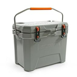 NEW! Gray Ozark Trail 26-Quart High-Performance Chest Cooler