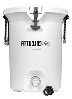 NEW Calcutta Hydrate Jug White 5 gallon Water Cooler LED Dra