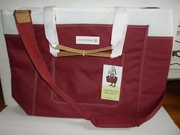 NEW INSULATED SHOPPING COOLER BAG EXTRA LARGE TOTE COSTCO JU