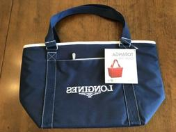 NEW Large Picnic Time Topanga Cooler Tote - Navy