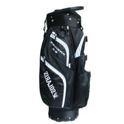 New Solaris Premier 2.0 Golf Cart Bag - 14 WAY TOP & FRONT C