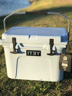 New! YETI Roadie 20 Cooler Ice Blue       RARE DISCONTINUED