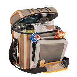 New Coleman Small Soft Sided Lunch Bag Cooler + Removable Ha