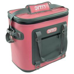NEW RTIC Soft Pack 40 Cans Cooler Plus Ice Leakproof Foam In