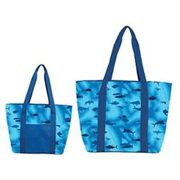 New Taylor Made Stow 'n Go Cooler Tote - Blue Sonar