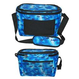New Taylor Made Stow 'n Go Travel Cooler - Blue Sonar