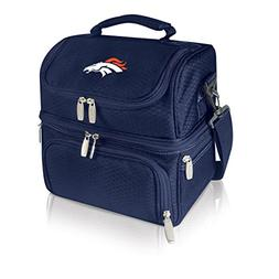 PICNIC TIME NFL Denver Broncos Pranzo Insulated Lunch Tote w
