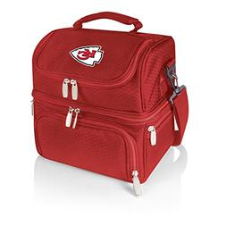 PICNIC TIME NFL Kansas City Chiefs Pranzo Insulated Lunch To