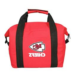 NFL Kansas City Chiefs Soft Sided 12-Pack Kooler Bag