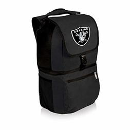 NFL Zuma Insulated Cooler Backpack, Oakland Raiders