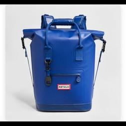 HUNTER FOR TARGET NWT COOLER BACKPACK BLUE CAMPING HIKING NE