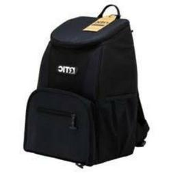 NWT RTIC Day Cooler 15 Can Backpack, BLACK
