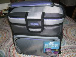 NWT Arctic Zone Zipperless cooler with hardbody liner  purpl