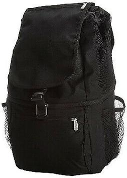 NWT Zuma Picnic Time Insulated Cooler Backpack in Black