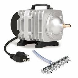 VIVOSUN 950 GPH O2 Air Pump 6 Outlets for Aquarium Fish Tank