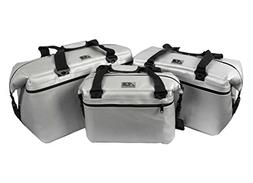 AO Coolers Offroad Black 12 Pack Soft-sided Cooler