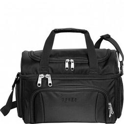 one size pitch black crew cooler ii