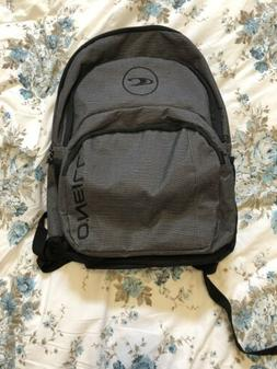 ONeill Trio Backpack Gray Insulated Cooler Pocket Laptop Sle
