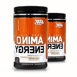 Optimum Nutrition Essential Amino Energy, Pack of Two 30 Ser