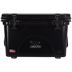 Orca ORCBK040 Black 40 Quart Cooler