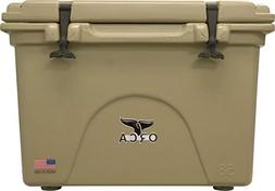 ORCA ORCT040 Cooler with Extendable flex-grip handles for co