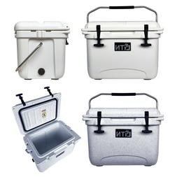 Outdoors 20 qt Club RotoMolded Cooler and Ice Box, 26 QT Hig