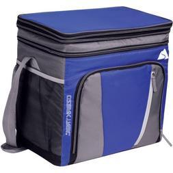 Ozark Trail 36-Can Cooler with Removable Hardliner,Blue