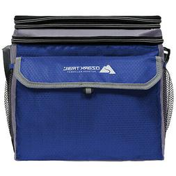 Ozark Trail Lunch Box 24 Can Expandable Cooler Soft Hard Dur