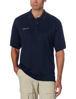 Columbia Men's Perfect Cast Polo, Medium, Collegiate Navy
