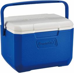 Personal Cooler Coleman Ice Chest Lunch Box 5 Qt Small Picni