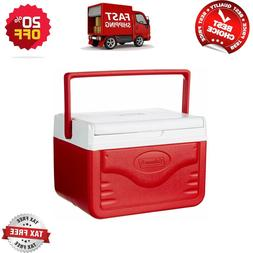 Coleman Personal Cooler Food Ice Chest Lunch Box 5 Qt Small