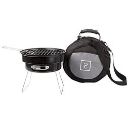 Cathy's Concepts Personalized Cooler with Portable Grill, Le