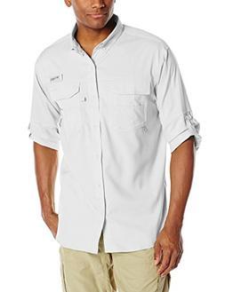 Columbia PFG Blood and Guts III Woven Long Sleeve Shirt - Me
