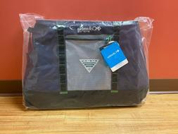Columbia PFG Perfect Cast 45L Thermal Tote Cooler NEW Navy!!