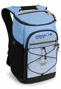 Columbia PFG Roll Caster 30 Can Insulated Backpack Cooler, W