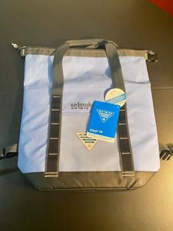 Columbia PFG Thermal Tote Cooler With Fold Down Top New With